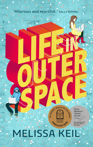 life in outer space melissa keil