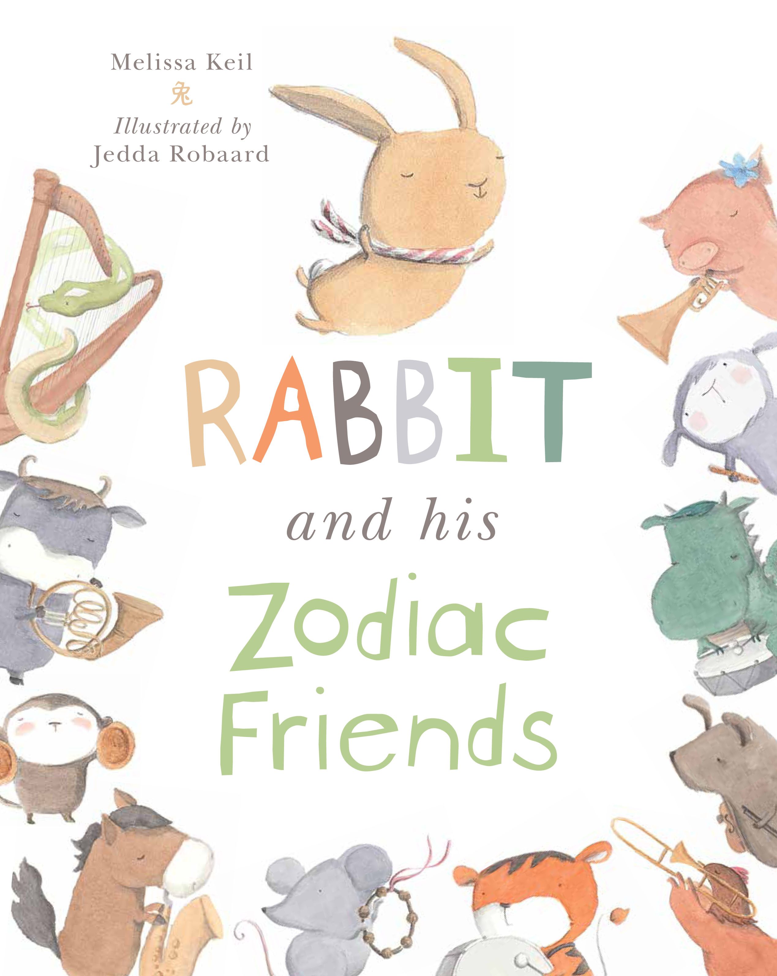 Rabbit's Year / Rabbit and his Zodiac Friends , by me, and best ...
