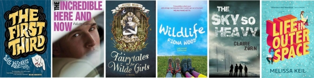 2014 CBCA Older Readers