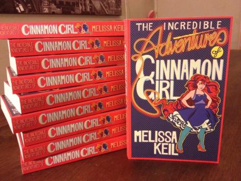 Cinnamon Girl advance 1